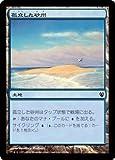 MTG 土地 日本語版 孤立した砂州 IvG-35 コモン