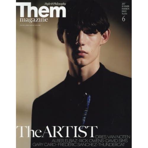 Them magazine(ゼムマガジン) 2017年 06 月号 [雑誌]