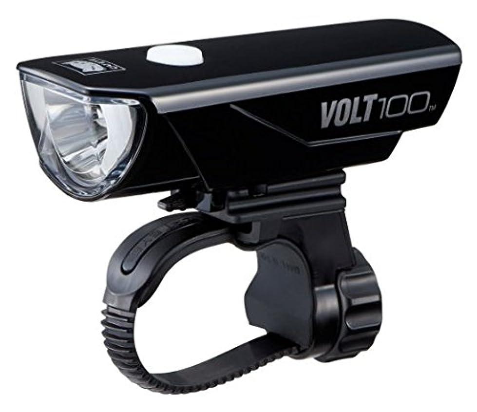 すべきスケジュールスカルクキャットアイ(CAT EYE) ヘッドライト [VOLT100] リチウムイオン充電池 USB充電 ボルト100 HL-EL150RC [並行輸入品]