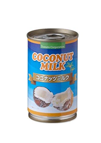 トマトコーポレーション ココナッツミルク 165ml×6個