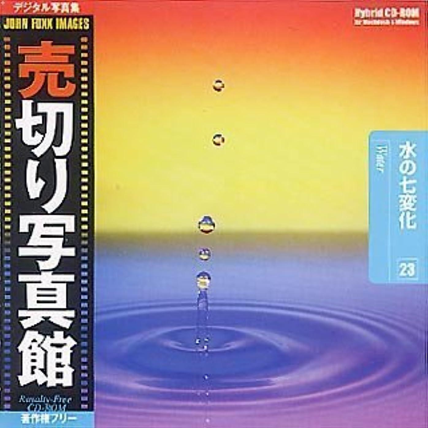 出血人道的にはまって売切り写真館 JFIシリーズ 23 水の七変化