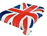 ブランケット 国旗 毛布 150×200 (イギリス 国旗)