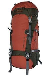 わけあり在庫一掃セール! アコンカグア Bariloche バリローチェ 60L(BRICK レンガ色)/リュックサック/バックパック/海外旅行/登山/キャンプ/大型/ボーイスカウト