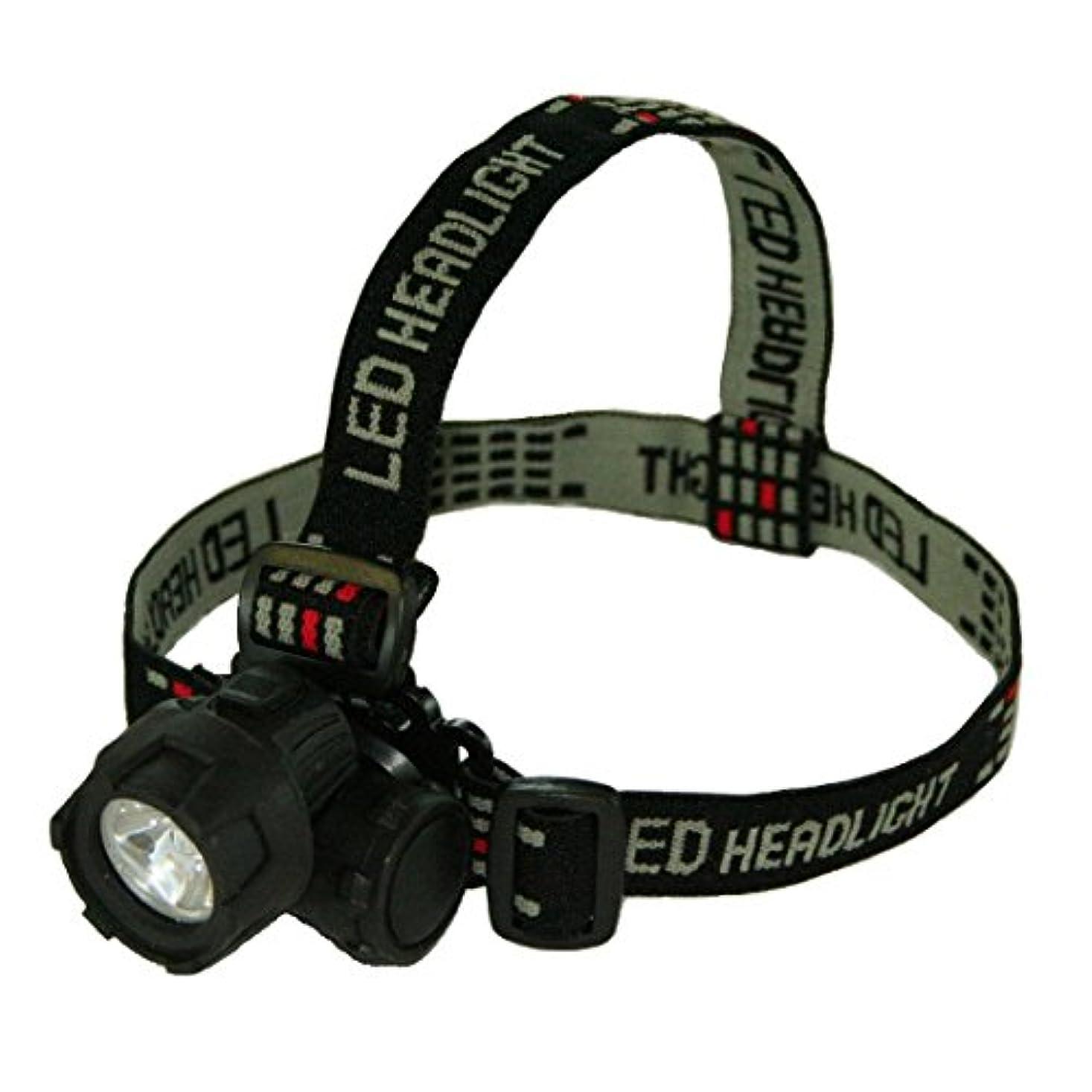 狂った起業家徴収PRO TRUST(プロトラスト) 5W LED ヘッドライト PT-111