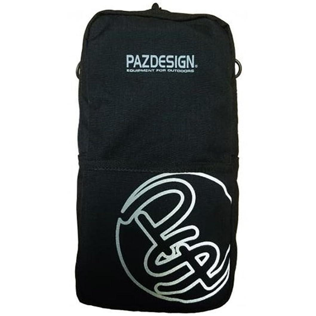 ピンポイント可塑性決してパズデザイン 渓流バッグ PSL サイドポーチ SAC-119 ブラック L