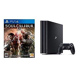 PlayStation 4 Pro ジェット・ブラック 1TB + SOULCALIBUR VI セット