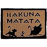 The Lion King Hakuna Matata Outdoor Doormat