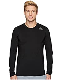 (アディダス) adidas メンズタンクトップ・Tシャツ Alphaskin Sport Fitted Long Sleeve Tee