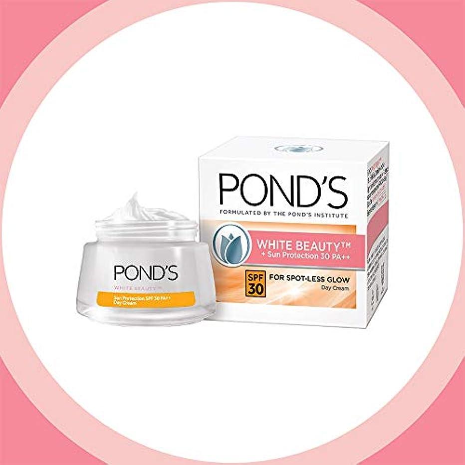 統治可能粘性のカカドゥPOND'S White Beauty Sun Protection SPF 30 Day Cream, 50 g