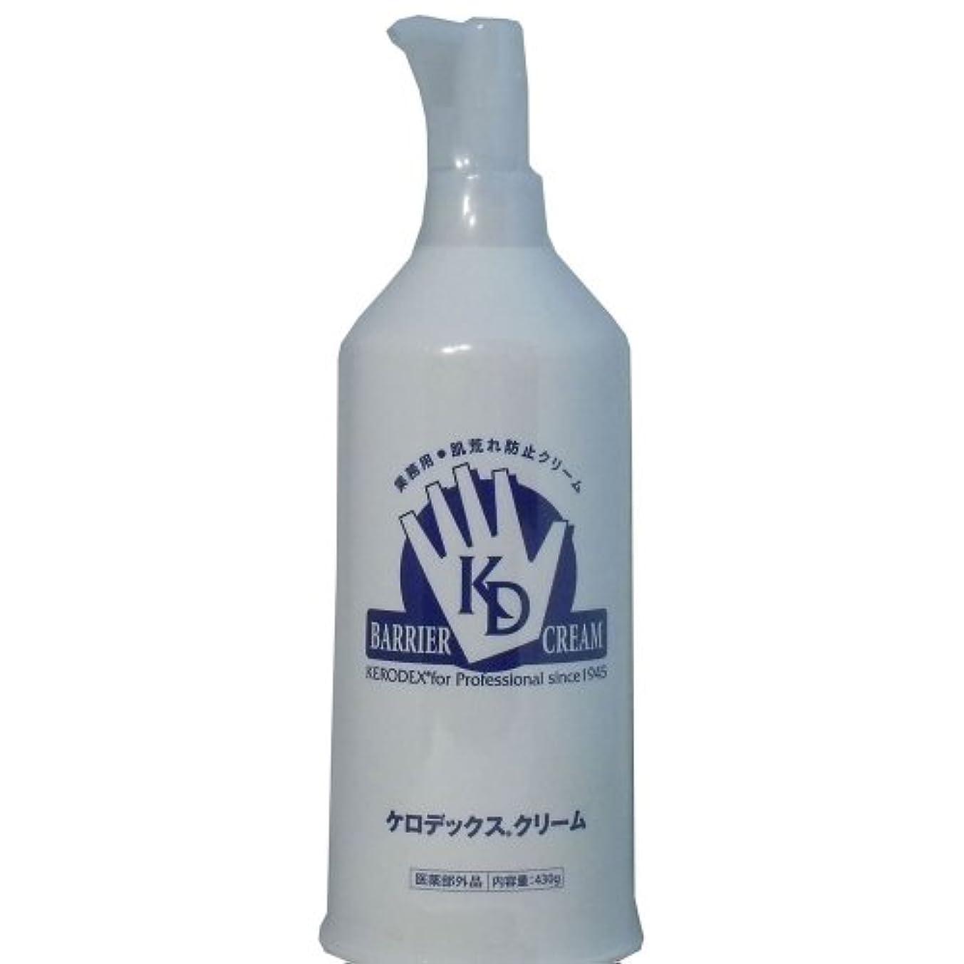 ベアリングサークルジョットディボンドン偽物ケロデックスクリーム 430g ポンプタイプ