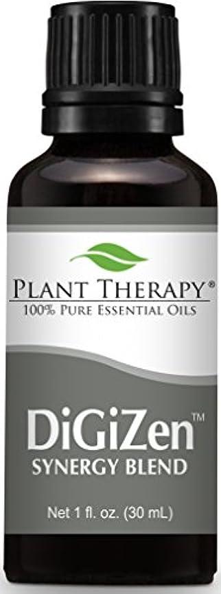 温帯歩く花束100%ピュアDiGiZenシナジーエッセンシャルオイルブレンド30ミリリットル(1オンス)、治療グレード