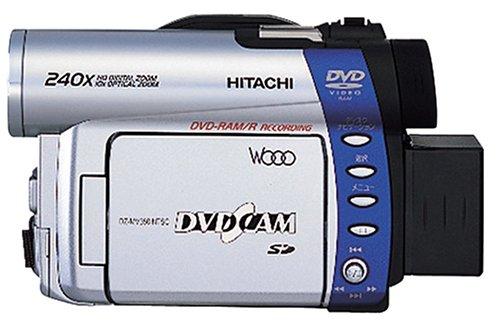 HITACHI DZ-MV380 DVDビデオカメラ