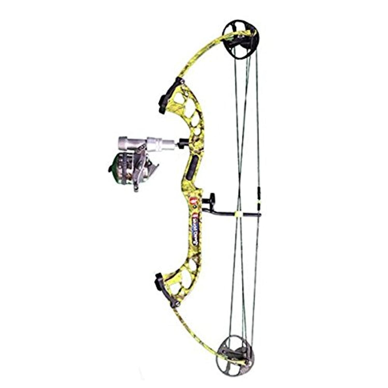 PSE Muddawg Bowfishing Bow - RTF - Left hand - 30/40 PSE Muddawg Bowfishing Bow - RTF - 左手 - 30/40 [並行輸入品]