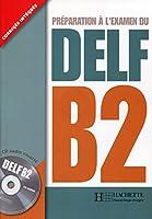 NOUVEAU DELF-B2(LIVRE+CD) (Etranger)