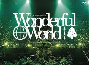 LIVE FILMS WONDERFUL WORLD [DVD]