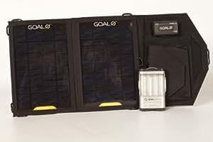 ゴールゼロ Goalzero Guide10 Adventure Kit 軽量USBソーラーチャージャー 単3単4とも4本一度に充電/携帯/iphone対応