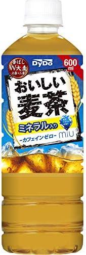 ダイドー おいしい麥茶 600ml ×24本