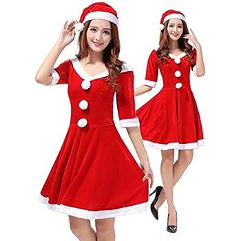 4a7172ed35cb0   迅速発送  monoii サンタ コスプレ 女性 可愛い サンタコス 仮装 サンタクロース 衣装 コスチューム レディース 565