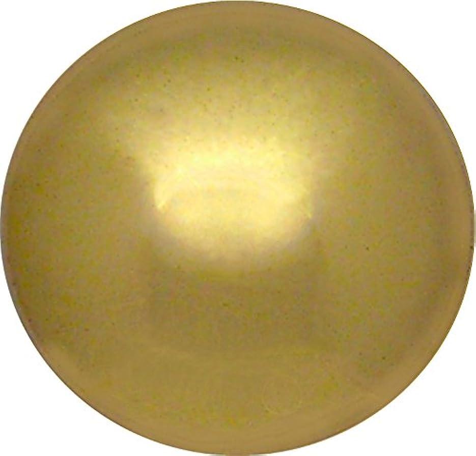 紳士サッカープレビュー真鍮 (しんちゅう) プレーン コンチョ 35ミリ ROZ-6 ネジ式