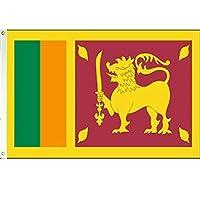 3x5 Sri Lanka Flag Republic Banner Ceylon Pennant