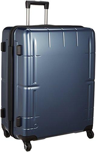 [プロテカ] スーツケース 日本製 スタリアV スケール 重量インジケーター付 保証付 100L 64cm 5.0kg 02805 03 ブルーグレー