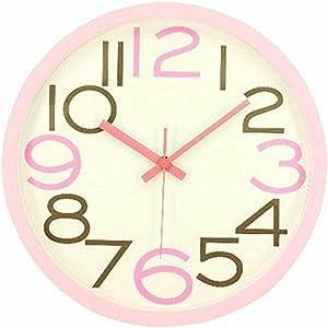 アイリスプラザ デザイン 掛け時計 パステルピ...の関連商品4