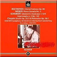 Fantasy for Piano Chorus & Orchestra
