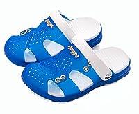 (チェリーレッド) CherryRed 子供靴 女の子 運動靴 歩きやすい ビーチサンダル サンダル 柔らかい 真夏靴 30 ブルー
