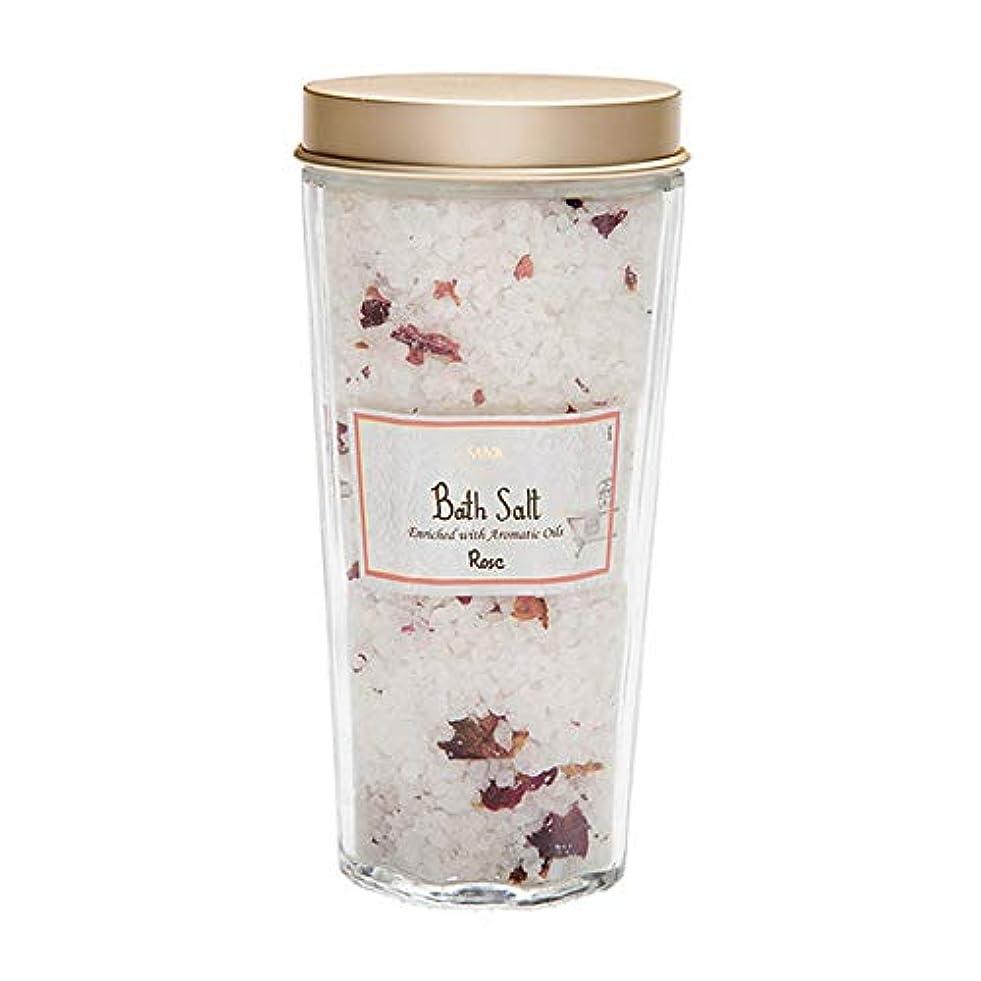 違反する乳製品信頼サボン SABON バスソルト ローズ (ROSE) 350g 入浴剤 お風呂 スキンケア ボディケア バスグッズ コスメ