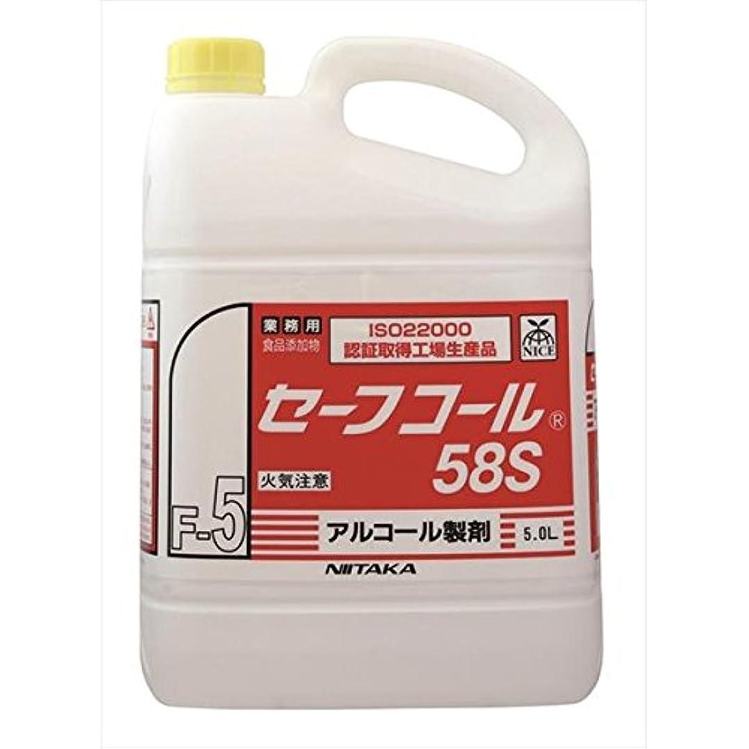 翻訳臨検ジョイントニイタカ:セーフコール58S(F-5) 5L×4 270431