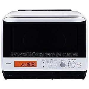 東芝 スチームオーブンレンジ 30L グランホワイトTOSHIBA 過熱水蒸気オーブンレンジ 石窯ドーム ER-ND100-W
