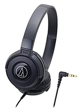 audio-technica STREET MONITORING 密閉型オンイヤーヘッドホン ポータブル ブラック ATH-S100 BK
