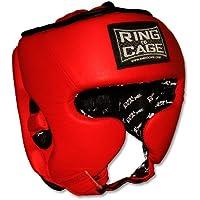 Kids Sparring headgear-cheekのみのボクシング、ムエタイ、MMA、キックボクシング、格闘技