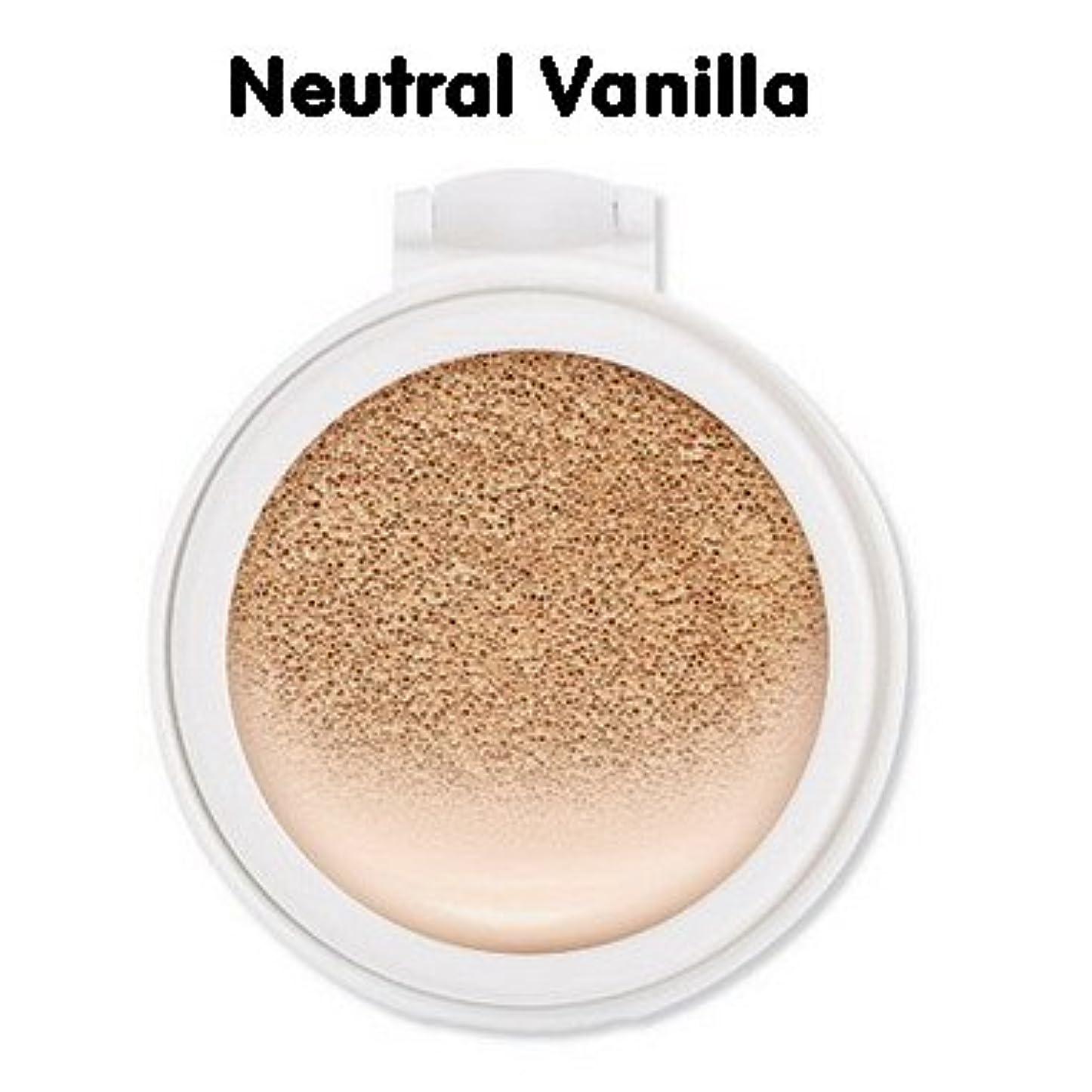 人生を作る受付予想する【ETUDE HOUSE(エチュードハウス)】エニクッション オールデーパーフェクト15g (リフィル) (SPF50+/ PA+++) (6カラー選択1) (Neutral Vanilla) [並行輸入品]