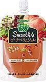 カゴメ 野菜生活100 Smoothie ピーチベリーMixジュレ 140g×30個
