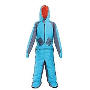 DOPPELGANGER(ドッペルギャンガー) アウトドア ヒューマノイド スリーピングバッグ 人型寝袋 ver.7.0 最低使用温度 -5度 S1-300