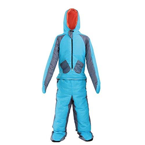 ドッペルギャンガーアウトドア ヒューマノイド スリーピングバッグ 人型寝袋 ver.7.0