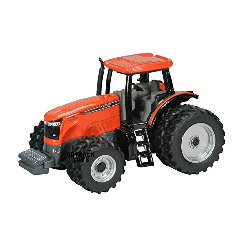 1/ 64thハイDetail AGCO dt250with Rear Duals