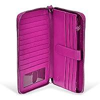 Pavia Soft Leather Ladies Wallet Purse RFID