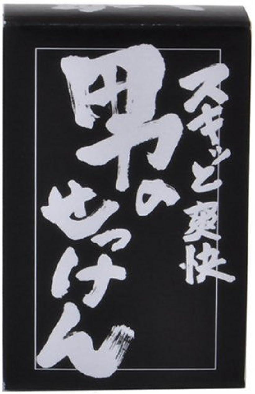 不毛パーク冷凍庫男の石けん 100g