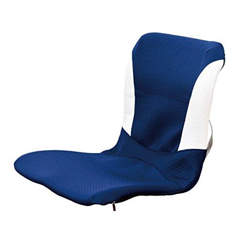 p!nto Air(ピントエアー)もっと持ち運びに便利になった正しい姿勢習慣クッション(pinto Air)[blue]