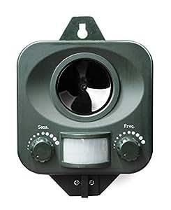 ペストバイ 動物撃退装置 超音波 猫の糞害対策 防水 乾電池式 PB0032A