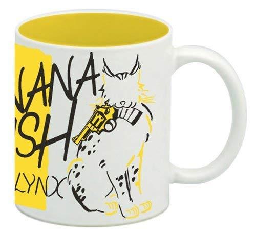 BANANA FISH バナナフィッシュ ノイタミナカフェ マグカップ 山猫 ヤマネコ アッシュ