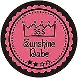 Sunshine Babe カラージェル 35S ローズピンク 4g UV/LED対応