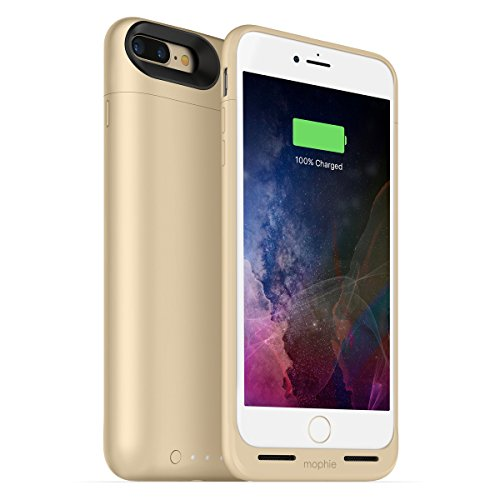 mophie juice pack air for iPhone 7 Plus ワイヤレス充電機能付きバッテリーケース ゴールド日本正規代理店品 MOP-PH-000151