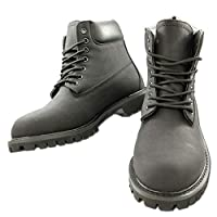 [グラスホッパー] ブーツ ゴッドアンドブレス GOD&BLESS メンズ レディース GB-3126N ワークブーツ 2001 ショートブーツ BK(ブラック) 27.5cm
