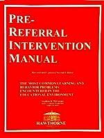Pre-Referral Intervention Manual