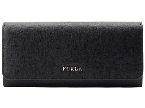 (フルラ) FURLA 財布 長財布 二つ折り BABYLON XL BIFOLD レザー (ONYX/871069) [並行輸入品]