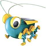 大きい眼昆虫玩具 組み立てモデル パズル 親子インタラクション組み立て玩具 知育玩具 手作り 知育玩具 太陽エネルギー おもちゃ 子供用知育玩具 組み立て DIYのおもちゃ 実験科学 組み立てモデル 手作り 強力なアイワーム