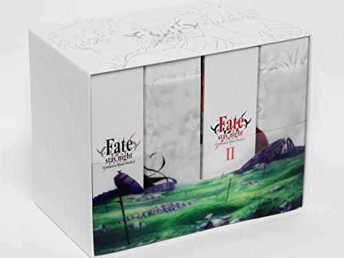 Fate/stay night [Unlimited Blade Works] Blu-ray Disc Box (ufotable限定特典付き)【完全生産限定版】 全2巻セット [マーケットプレイス Blu-rayセット]